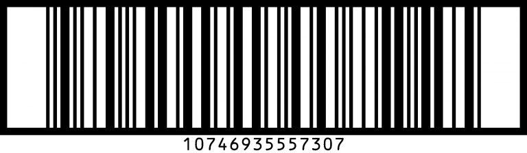 Example of an ITF-14 Carton Code with 1st level packaging indicator.